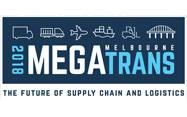 MEGATRANS 2018 logo