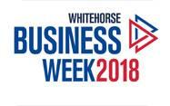 Whitehorse Business Week 2018 logo